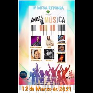 IV Mesa Redonda Jóvenes y Música