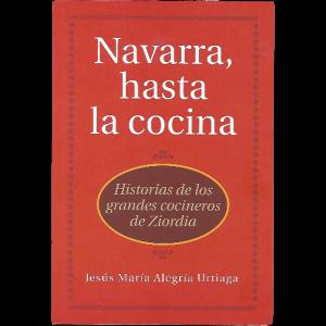 """Libro """"Navarra, hasta la cocina"""""""