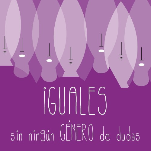 """CD """"IGUALES, sin ningún GÉNERO de dudas"""""""